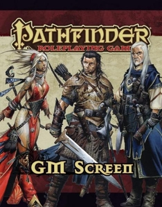 Pathfinder Roleplaying Game GM Screen BLOWOUT SALE!