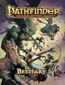Pathfinder Roleplaying Game Bestiary 2 BLOWOUT SALE!