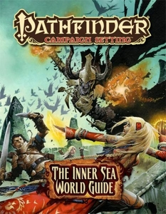 Pathfinder Roleplaying Game Inner Sea World Guide BLOWOUT SALE!