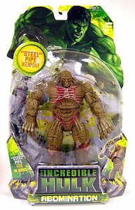 Incredible Hulk Movie Action Figure Abomination