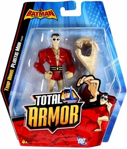 DC Batman Brave and the Bold Total Armor Action Figure Plastic Man [Trap Hand]