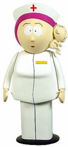 Mezco Toyz South Park Series 6 Action Figure Nurse Gollum