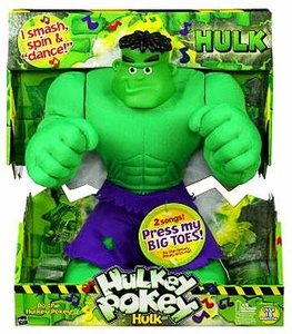 Incredible Hulk Movie Deluxe Figure Hulkey Pokey Hulk