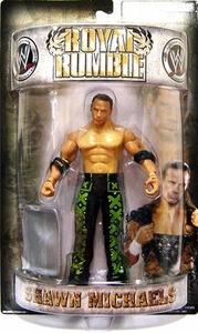 WWE Wrestling PPV Royal Rumble 2007 Action Figure Shawn Michaels [DX Pants]