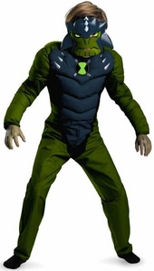 Disguise Costume Ben 10 Ultimate Alien #24336 Ultimate Humungousaur [Child]