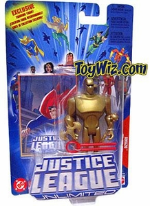 Justice League Unlimited Action Figure Amazo