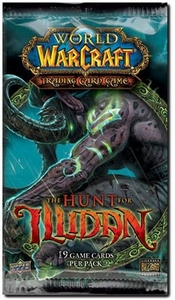 World of Warcraft Hunt for Illidan Booster Pack