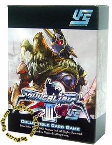 Universal Fighting System (UFS) Card Game Soul Calibur III Starter Deck Nightmare