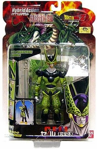 Dragon Ball Z BanDai 4 Inch Hybrid Action Figure Perfect Cell