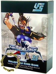 Universal Fighting System (UFS) Card Game Soul Calibur III Starter Deck Taki