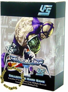 Universal Fighting System (UFS) Card Game Soul Calibur III Starter Deck Voldo