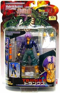 Dragonball Z BanDai 4 Inch Hybrid Action Figure Future Trunks