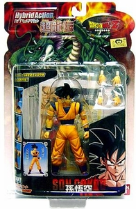 Dragon Ball Z BanDai 4 Inch Hybrid Action Figure Son Goku