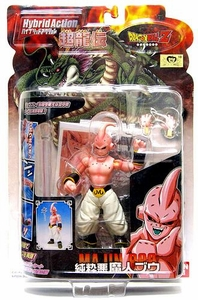 Dragon Ball Z BanDai 4 Inch Hybrid Action Figure Majin Buu [Super]