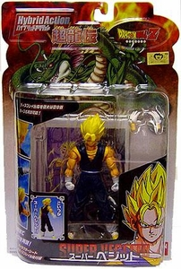 Dragon Ball Z BanDai 4 Inch Hybrid Action Figure Super Saiyan Vegito