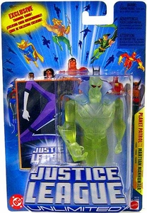 Justice League Unlimited Action Figure Planet Patrol Martian Manhunter