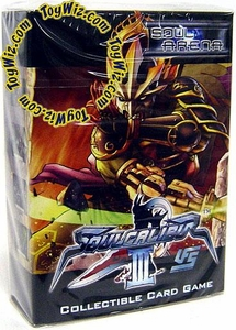 Universal Fighting System (UFS) Card Game Soul Calibur III Soul Arena Starter Deck Yoshimitsu