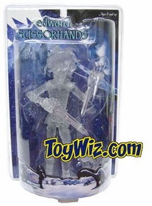 Mezco Toyz 9 Inch Exclusive Action Figure Ice Edward Scissorhands