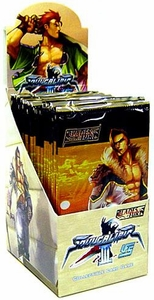 Universal Fighting System (UFS) Card Game Soul Calibur III Blades of Fury Booster BOX (24 Packs)