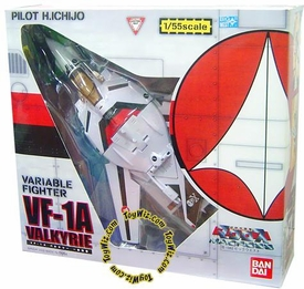 Macross Bandai 1/55 Scale Transformable Ichijo's VF-1A Valkyrie