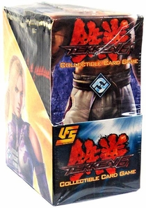 Universal Fighting System (UFS) Card Game Tekken 6 Booster BOX [24 Packs]
