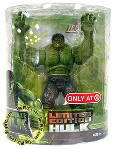 Incredible Hulk Movie Exclusive Marvel Legends Action Figure Limited Edition Hulk