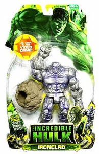 Incredible Hulk Movie Action Figure Ironclad