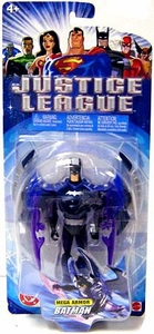 Justice League Action Figure Mega Armor Batman