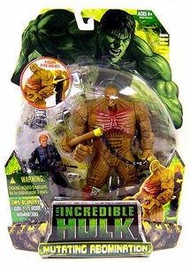 Incredible Hulk Movie Exclusive Action Figure 2-Pack Mutating Abomination