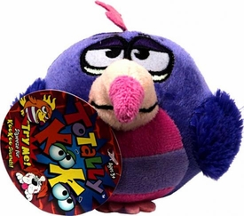 Totally KooKoo Mini Talking Plush Three Toed, Three Feathered Doofusina
