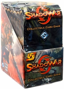 Universal Fighting System (UFS) Card Game Shadowar Booster BOX [24 Packs]