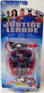 Justice League Action Figure Superman with Mega Armor