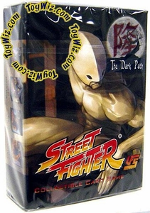Universal Fighting System (UFS) Card Game Street Fighter Dark Path Starter Deck Twelve