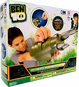 Ben 10 Ultimate Alien Roleplay Toy Ultimate Humungousaur Arm [Missile Firing Action!]