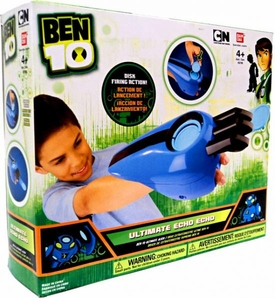 Ben 10 Ultimate Alien Roleplay Toy Ultimate Echo Echo Arm [Disk Firing Action!]