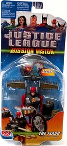 Justice League Deluxe Action Figure Mission Vision Armored Flash