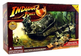 Indiana Jones Movie Hasbro Basic Vehicle Jungle Cutter
