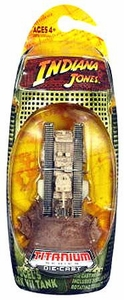 Indiana Jones Movie Hasbro Titanium Figure Persian Tank