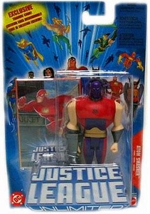 Justice League Unlimited Action Figure Atom Smasher