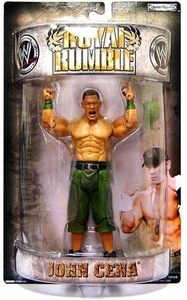 WWE Wrestling PPV Royal Rumble 2007 Action Figure John Cena