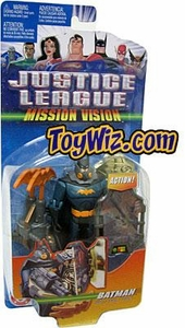 Justice League Action Figure Mission Vision Batman