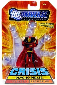 DC Universe Infinite Heroes Exclusive Crisis on Infinite Earths Action Figure #49 Psycho Pirate