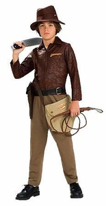 Indiana Jones Rubies Costume #883126 Indiana Jones Deluxe Child Size