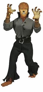 Universal Monsters Retro Series 1 Cloth Figure Wolfman