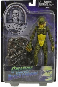 Universal Monsters Select Action Figure Creature From The Black Lagoon