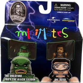 Universal Monsters Minimates The Creature & Dr. Reed