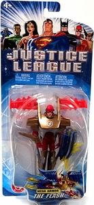 Justice League Action Figure Mega Armor The Flash
