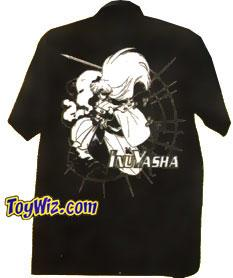 InuYasha Exclusive Work Shirt Sesshomaru BLOWOUT SALE!