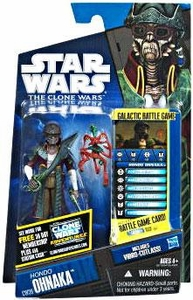 Star Wars 2011 Clone Wars Action Figure CW No. 39 Hondo Ohnaka