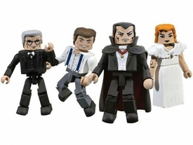 Universal Monsters Minimates 4-Pack Dracula
